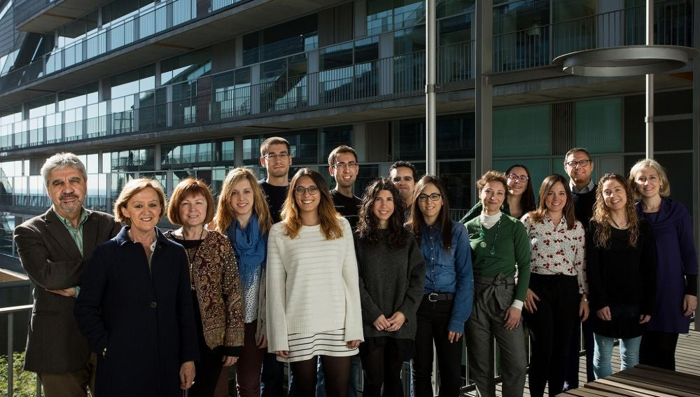 Miembros de grupo de investigación CiSAL