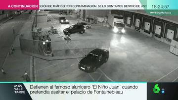"""La Policía detiene al alunicero el 'Niño Juan' cuando pretendía asaltar Fontainbleau en un """"encargo de criminales chinos"""""""