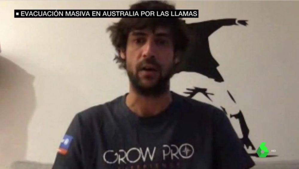 Los españoles residentes en Australia nos cuentan cómo están viviendo la tragedia de los incendios