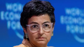 Arancha González Laya, ministra de Exteriores, Unión Europea y Cooperación