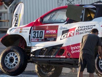 Fernado Alonso Dakar 2020