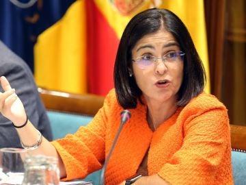 Carolina Darias (Archivo)