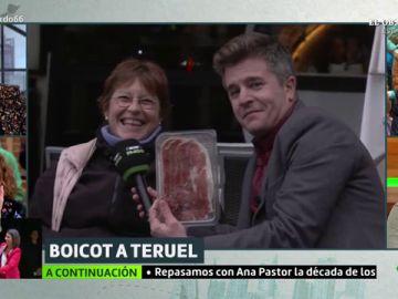 "Del boicot a Teruel al ""yo voy a Teruel"""