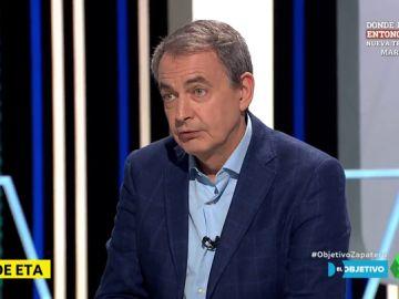 """Zapatero, sobre ETA: """"Evocar en vano al terrorismo es triste para los que piensan que van a obtener apoyo con eso"""""""
