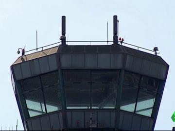 Imagen de una torre de control