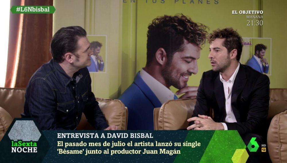 """David Bisbal: """"Yo siempre he pagado mis impuestos en España"""""""