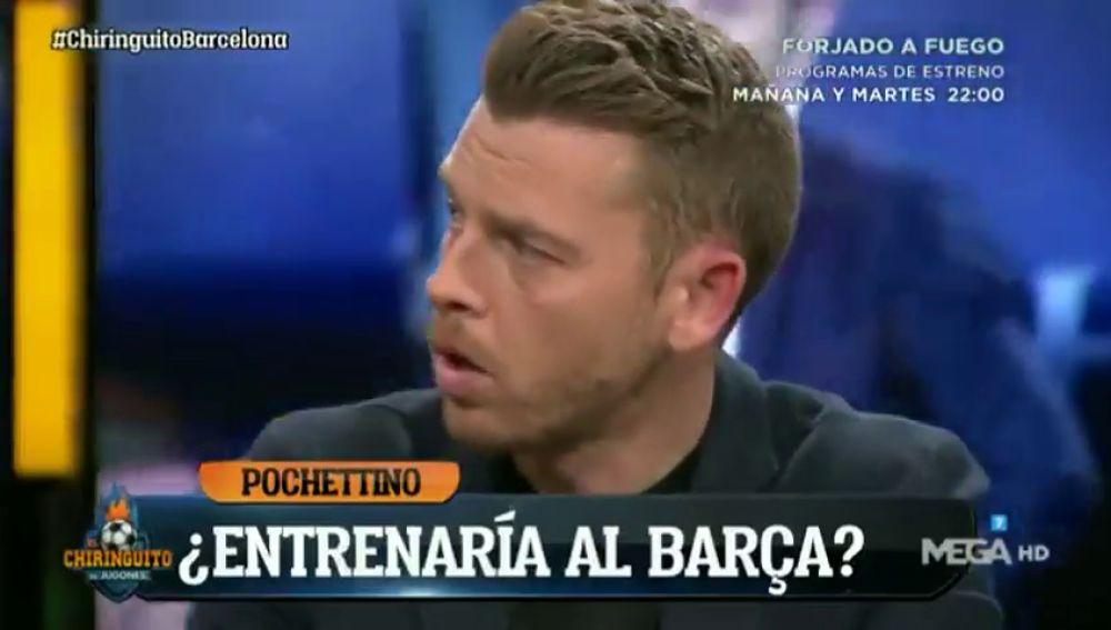 La dura advertencia de Jota Jordi si Mauricio Pochettino ficha como entrenador del FC Barcelona