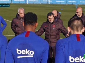 Los momentos clave de una mañana de locos en el Barça: Valverde llegó tres horas antes del entrenamiento
