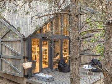 Una cabaña para leer