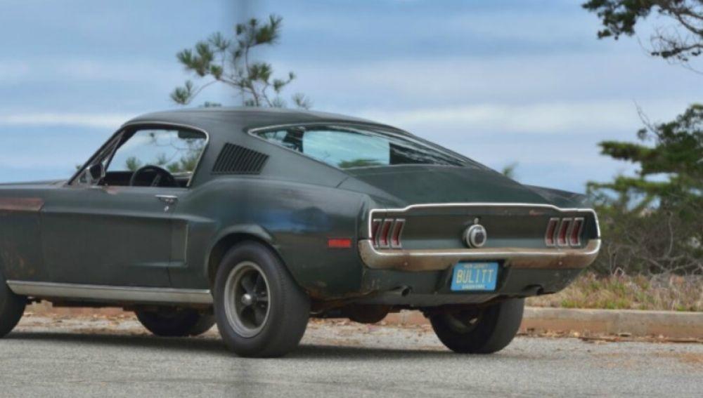 Ford Mustang GT de Bullitt