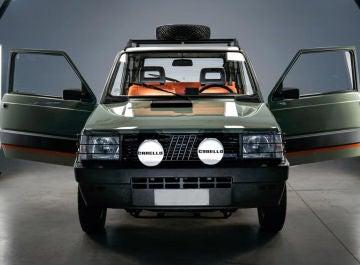 Fiat Panda eléctrico