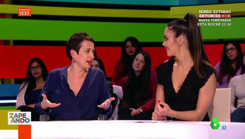 María Guerra y Cristina Pedroche