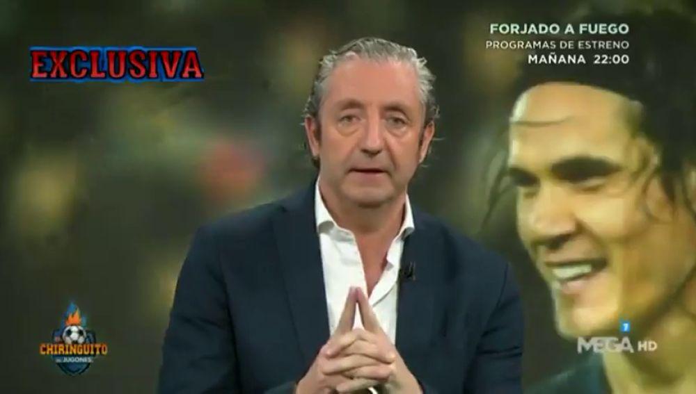 Tottenham se interesa en Cavani