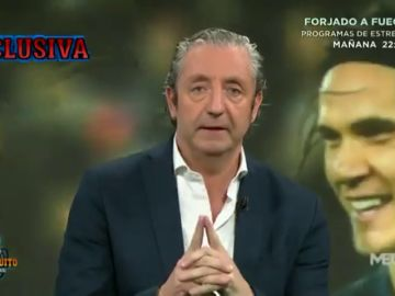 Exclusiva de Josep Pedrerol: El Atlético de Madrid ofreció 5 millones de euros por Cavani al PSG