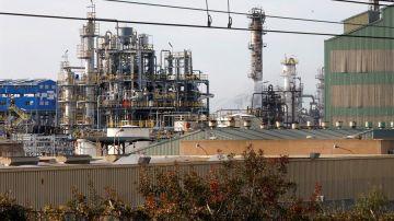 Imagen de la empresa IQOXE, donde se originó la explosión