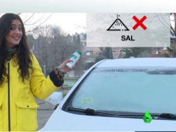¿Cómo descongelar tu coche? Trucos para prevenir y quitar las heladas