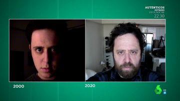 Un selfie cada día durante 20 años: así es el impactante vídeo que demuestra cómo envejecemos con el paso del tiempo