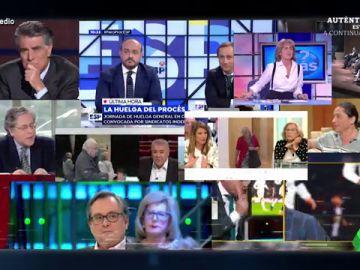 Jorge Ponce destapa el secreto de los tertulianos de televisión (y sí, Iñaki López está detrás)