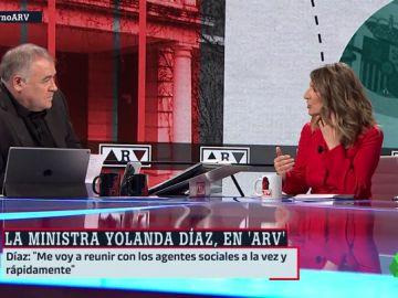Yolanda Díaz anuncia un nuevo Estatuto de los Trabajadores y la derogación urgente de los aspectos más lesivos de la reforma laboral