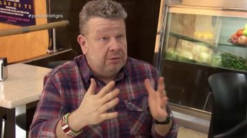 Alberto Chicote, en uno de los programas de 'Pesadilla en la cocina'