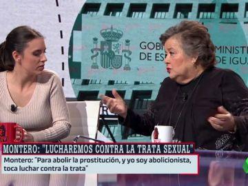 """El consejo de Almeida a Montero sobre la lucha contra el machismo: """"Hay que trabajar en las leyes, pero también en la educación de los hombres"""""""