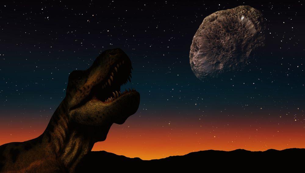 Confirmado el impacto de un asteroide acabo con los dinosaurios