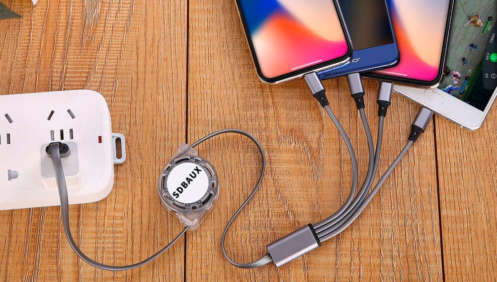 Adaptador de cables USB