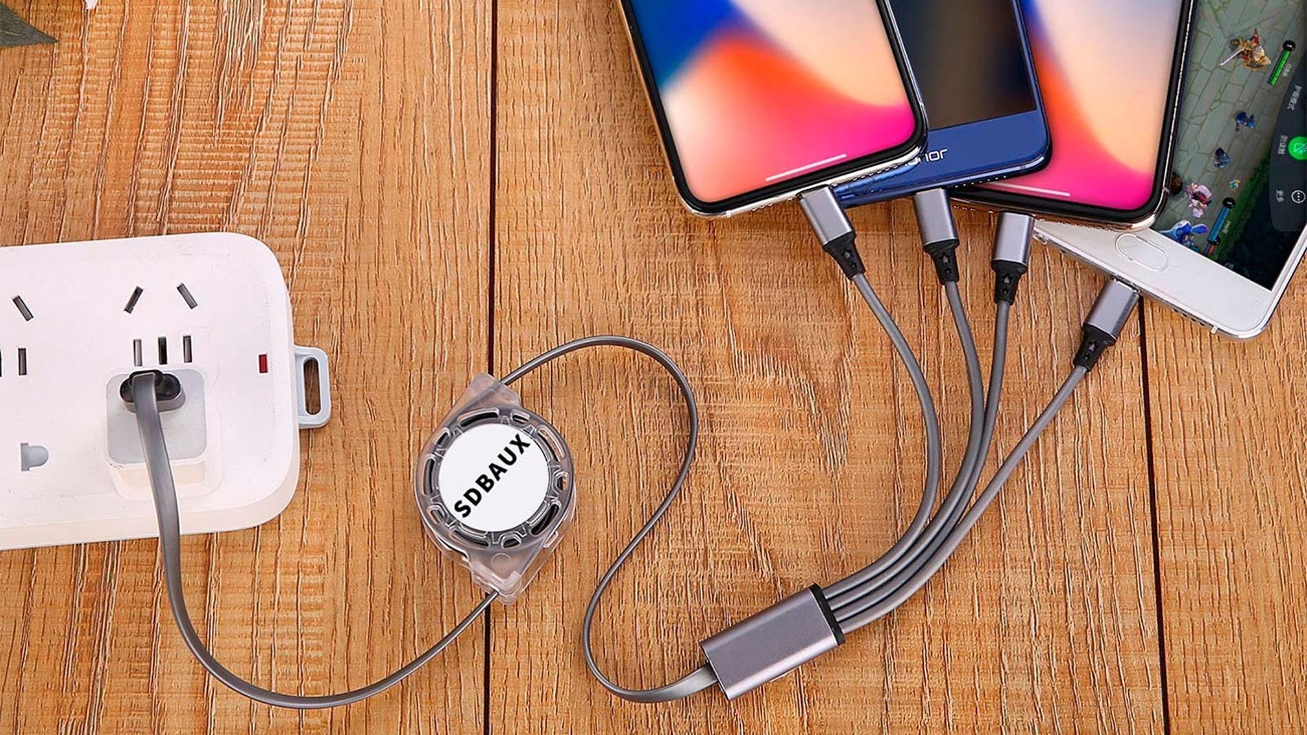 Adaptador de cables USB
