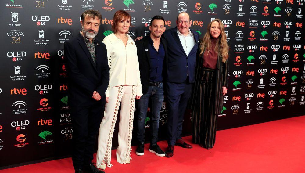 Estos son los nominados a los premios Goya 2020