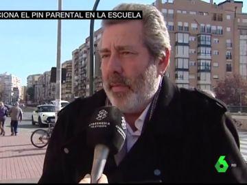 """Profesores y padres de Murcia denuncia la implantación del 'pin parental': """"Todo lo que sea quitar libertades es un disparate"""""""