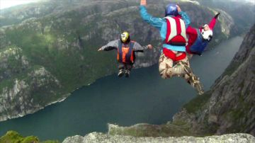 El salto base, el deporte más letal del mundo