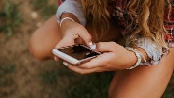 Utilizando el smartphone