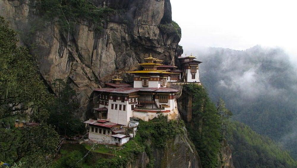 Nido del Trigre. Bután