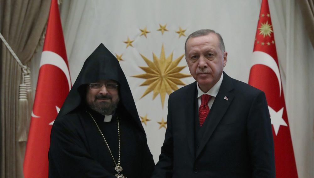 El sorprendente parecido de Jordi Évole con un patriarca armenio