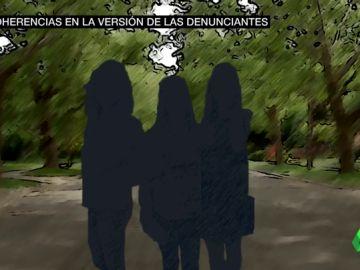 La violación a tres hermanas en Murcia podría ser falsa