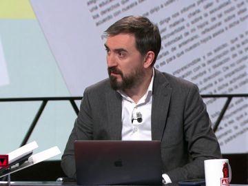 """Ignacio Escolar: """"¿Qué pensarían PP y Cs si el PSOE pactara un 'pin parental' en Cataluña para que los niños no estudiaran lengua española?"""""""