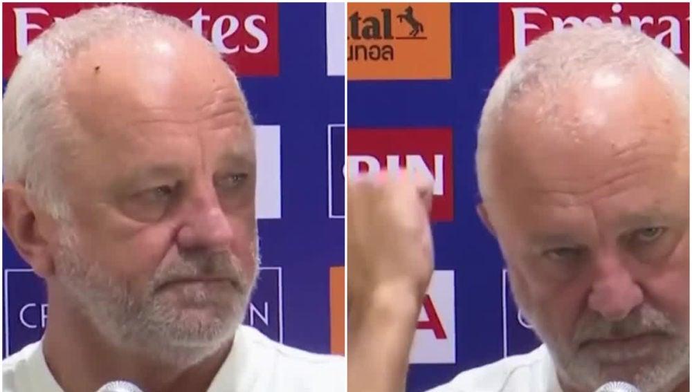El entrenador de Australia sub-23