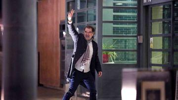 Cuixart regresa a la prisión tras su primer permiso de 48 horas