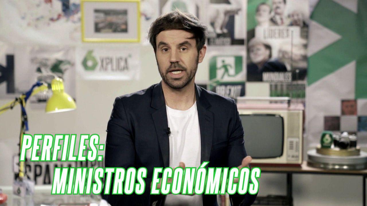 Josué Coello te explica los perfiles de los siete ministros económicos del Gobierno de Coalición