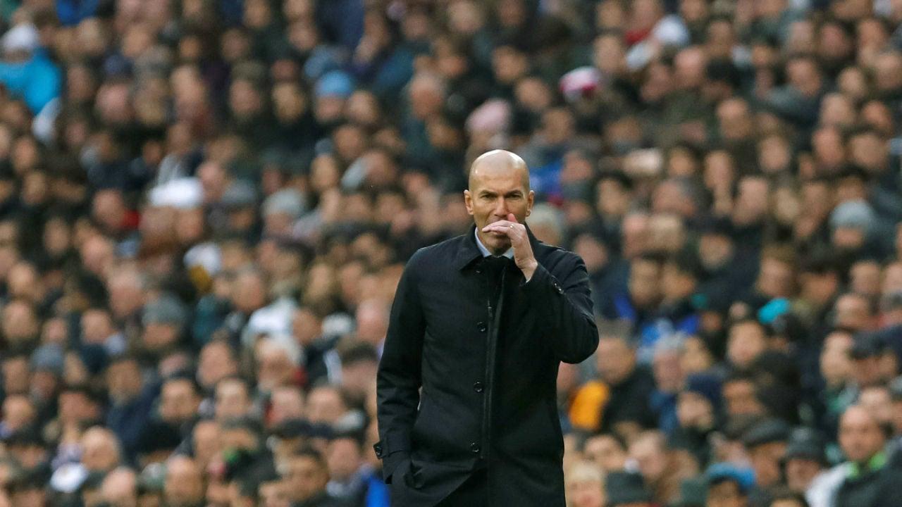 Zidane, en banda