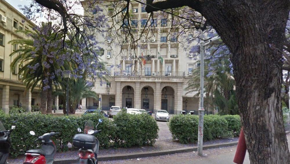 Imagen de la Audiencia Provincial de Sevilla