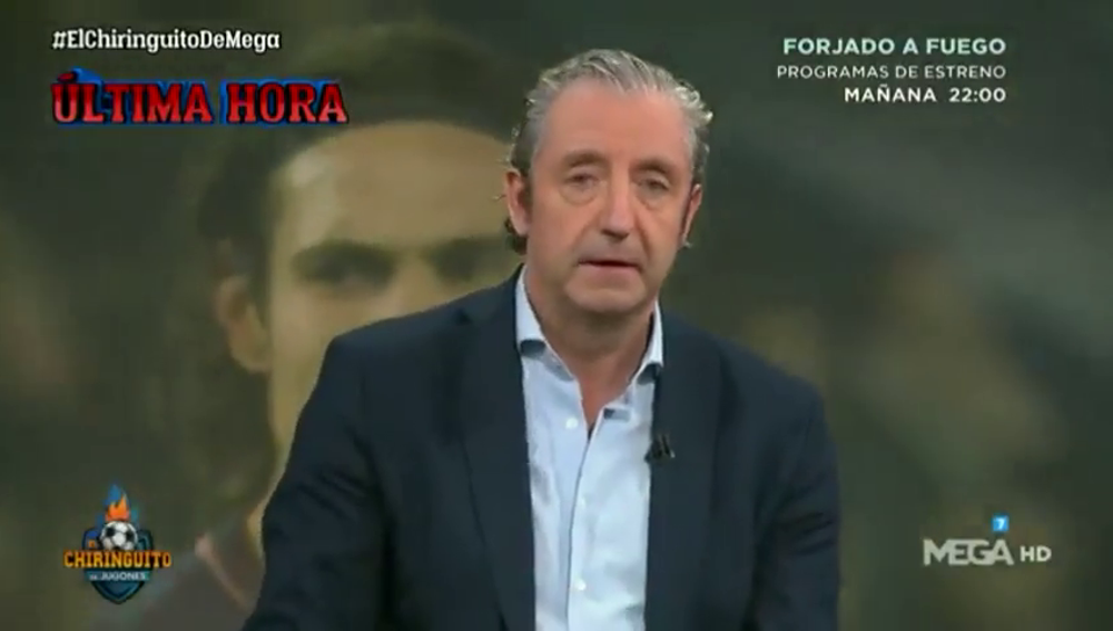 Josep Pedrerol desvela en exclusiva la nueva oferta del Atlético de Madrid por Cavani que el PSG ha rechazado