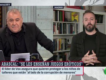 """Antonio Maestre: """"Siguiendo la estrategia de Vox, Pablo Casado tiene aspecto de Albert Rivera"""""""