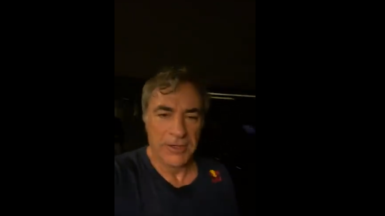 Carlos Sainz y su método contra el 'jet lag'