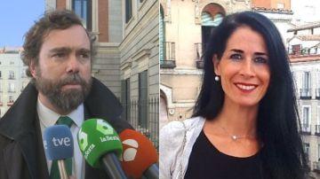Iván Espinosa de los Monteros y Carla Toscano