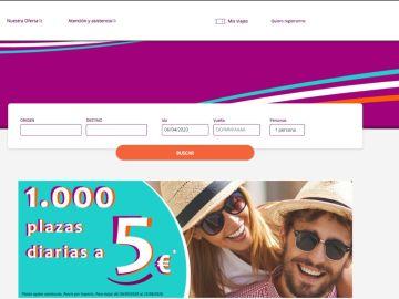 Ni billetes para el AVLO ni para el resto de trenes: se colapsa la web de Renfe en 22 miniutos