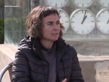 """El duro relato Ana, víctima del accidente del metro de Valencia: """"Noté un fuerte golpe, toqué el suelo y vi que estábamos en las vías"""""""