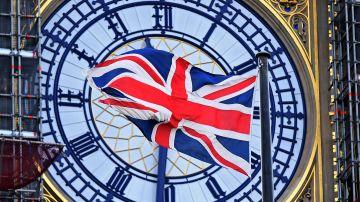 La bandera británica