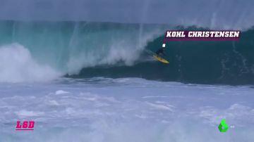 Un surfista se rompe el cráneo tras golpearse con un arrecife