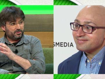 Jordi Évole y Jesús Vidal